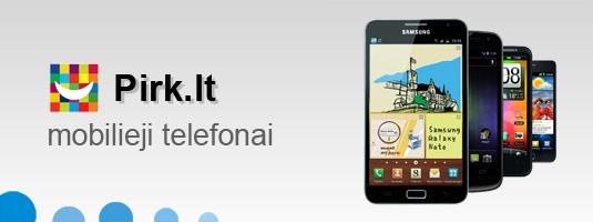 Pirk.lt - geriausi mobiliųjų telefonų pasiūlymai